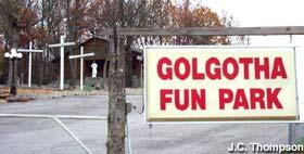 golgotha park